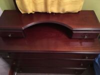 Rossmore dresser with mirror