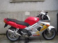 Honda VFR 800 Fi 50th Anniversary Model
