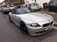 BMW Z4 2.0 M SPORT 2006(56) CONVERTIBLE LIMITED EDITION HEATED LEATHERS 2 KEY