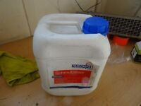 REMMERS CONCENTRATED TFR FOR VALETING 5k sealed containers top grade rrp. £42 each MY PRICE £20