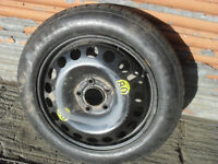 Spacesaver Wheel 16 inch Vauxhall