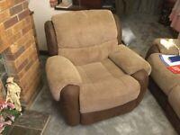 Manual Recliner Armchair