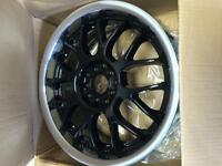 mags euro 5x100/114.3 18x7.5