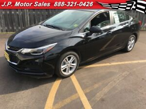2016 Chevrolet Cruze LT, Automatic, Sunroof, Back Up Camera