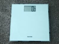 Salter Razor Ultra Slim Electronic Digital Bathroom Scales
