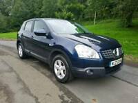 Nissan qashqai petrol drives perfect