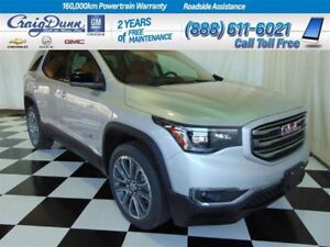 2017 GMC Acadia SLT-1 All Wheel Drive * All Terrain * Sunroof *