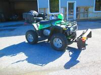 2005 Arctic Cat 400 automatic