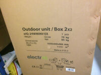 Brand New 24000BTU Hitachi Powered Wall Mounted Air Conditioner / Conditioning Unit (North London)