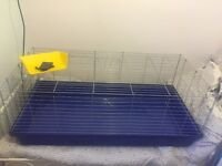 LARGE indoor cage Guinea pig rabbit animals
