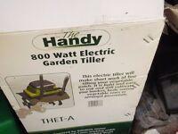 handy electric tiller