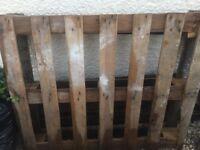 Free wood inc pallets