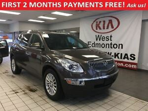 2012 Buick Enclave CXL 1, FIRST 2 MONTHS PAYMENTS FREE!!