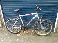 Giant Mounatain bike bicycle 18 speed good running order