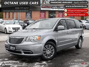 2014 Chrysler Town & Country Touring-L NoAccident!ServiceRecords