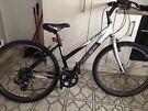 "Ladies TREK Custom Aluminium - 16"" mountain bike - 21 speed."