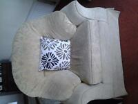 3.2.1 fabric cream sofa for sale
