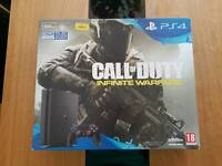 brand new playstation 4 with call of duty sealed