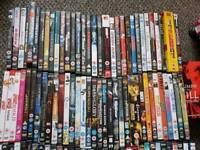 130 Various genres dvd dvds