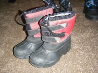 Boys Snow Boots and Wellies - job lot