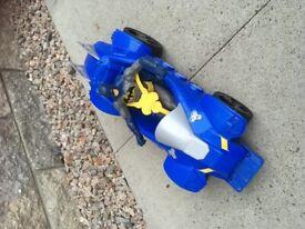 Batman toy/car transformers etc