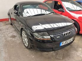 AUDI TT BREAKING******* ALL PARTS FOR SALE*********