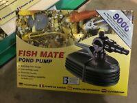 Fish Mate 9000 Pond Pump BNIB (5 available)