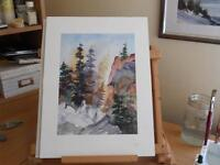 WATERCOLOUR PAINTING 101 (September)