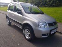 Fiat Panda 4X4 11 Month MOT 3 Month Warranty. Not Punto/Corsa/Bravo/Micra/