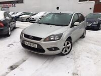 Ford Focus 1.6 Zetec 5dr year 2009