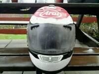 James Courtney helmet.
