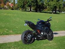 2014 Kawasaki Z800 ABS with Travelling bags Griffith Griffith Area Preview