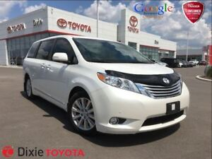 2013 Toyota Sienna XLE LIMITED PACKAGE+LEATHER+SUNROOF+ALLOYS
