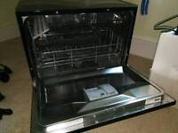 Bosch table top dishwasher