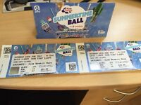 Summertime Ball tickets.