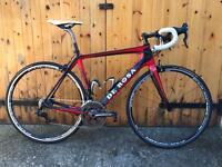 De Rosa R838 full carbon road bike