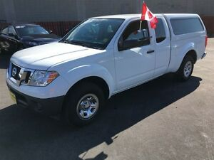 2014 Nissan Frontier S, Automatic, Steering Wheel Controls