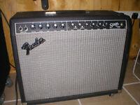 Fender Stage 100 Guitar Amplifier. Please read description.