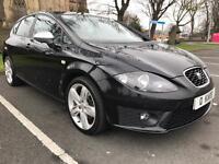 2010 (10) Seat Leon FR 2.0 TDI CR / 103K FSH / 12 Months MOT / Superb Example / 6 Months Warranty