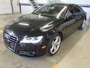 2012 Audi A7 PREMIUM PLUS, NAVI, BACK UP CAMERA