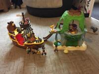 Jake and neverland pirates