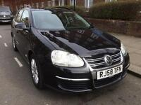 2009 Volkswagen Golf 1.9TDI Great condition 1 Previous keeper Full Service History