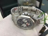 New Swiss Audemars Piguet AP Royal Oak CHRONOGRAPH Stainless Steel Watch