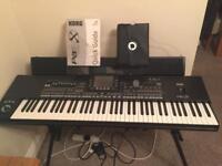Keyboard korg px3