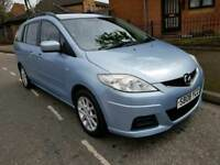 2008 Mazda 5 Ts2 115bhp 1.8 patrol manual 7 seater