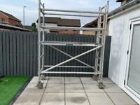 Alloy tower scaffold, acrow props, strong boys,steel scaffold batons, catnic lintol
