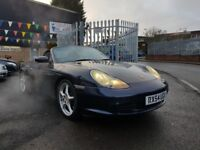 Porsche Boxster 2.7 986 Convertible**IMMACULATE CONDITION**FINANCE AVAILABLE**GET READY FOR SUMMER**