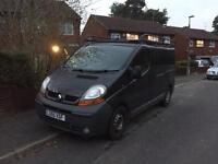 Renault trafic - quick sale - needs work.