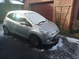 Ford Ka Zetec - Excellent condition and extremely low mileage