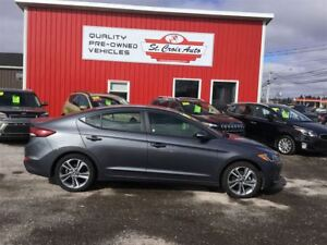 2017 Hyundai Elantra GLS- mint condition!!